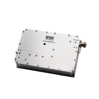 RTP1623050-20, 10dB, 1600-2300MHz, GaN Wideband Amplifier - RFHIC Corporation