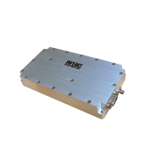 RWM03125-10, 55dB, 20-520MHz, GaN Wideband Amplifier - RFHIC Corporation
