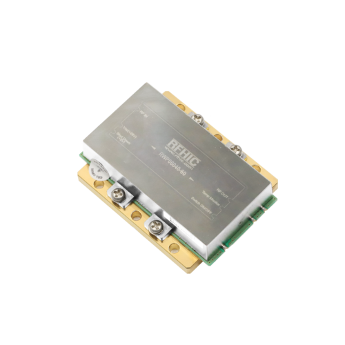 RWP06040-60, 42dB, 500-1000 MHz, GaN Wideband Amplifier - RFHIC