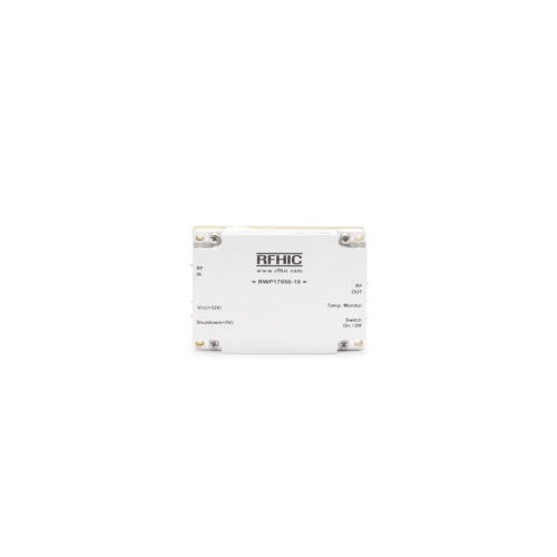 RWP17050-10, 37dB, 700-2700 MHz, GaN Wideband Amplifier - RFHIC